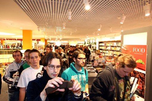 Bud Spencer begeistert in Stuttgart