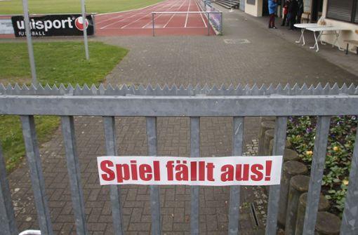 No sports! Eine Branche im Schwitzkasten