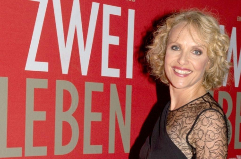 """Zurzeit im Kino: die Schauspielerin Juliane Köhler in """"Zwei Leben"""" Foto: dpa"""