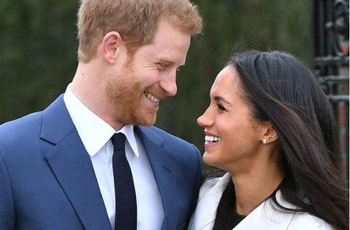 Harry und Meghan werden Herzog und Herzogin von Sussex
