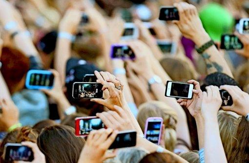 Bei Smartphones wird es enger für die Platzhirsche