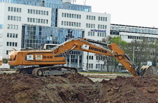 Daimler plant im Mai den Spatenstich für neue Büros