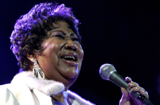 Aretha Franklin ist tot
