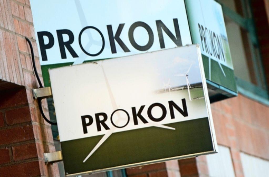 Die EnBW hat ein Angebot von 550 Millionen Euro für die insolvente Windenergie-Firma Prokon vorgelegt. Foto: dpa