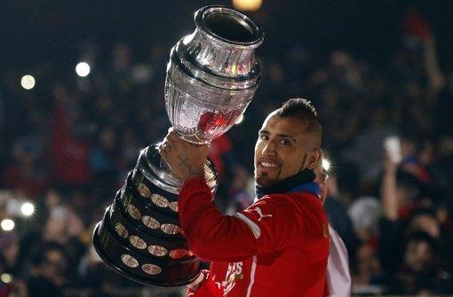 Für Vidal geht ein Traum in Erfüllung