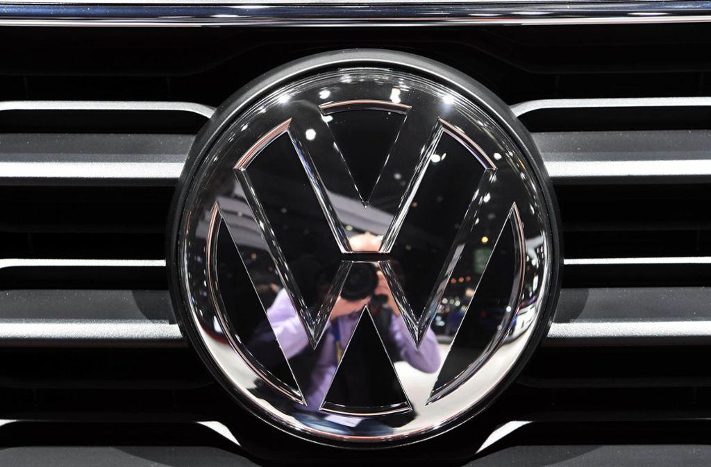 Der VW-Manager soll werden Verdachts auf Untreue angeklagt werden (Symbolbild). Foto: dpa