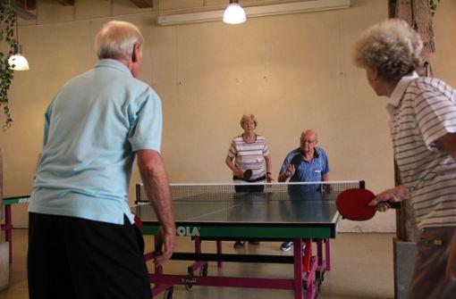 Ältere Menschen vermissen ihre Begegnungsstätten
