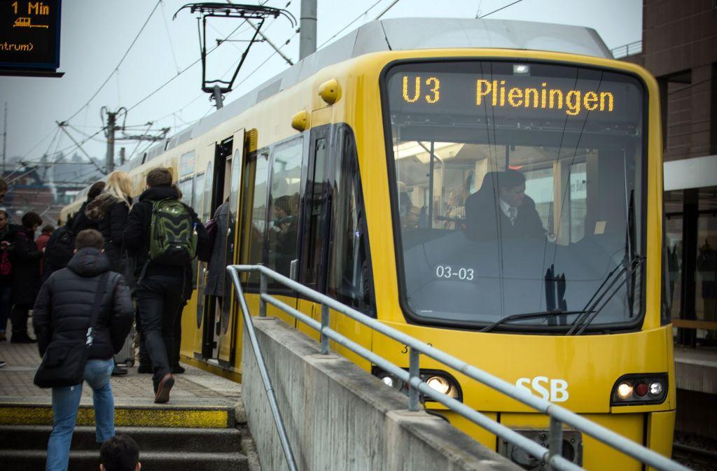 Der Bezirksbeirat und die Uni Hohenheim wünschen sich eine Direktverbindung zwischen Plieningen und der Innenstadt. Foto: Lichtgut/Achim Zweygarth