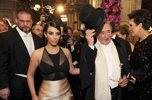 Kerner gerät in Rangelei, Kardashian geht früher