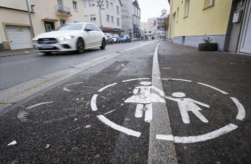 Mit Abschleppaktionen  gegen Falschparker