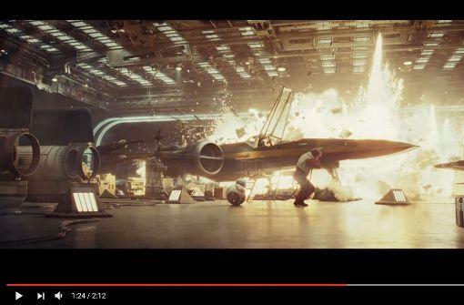 Lucasfilm veröffentlicht den ersten Trailer