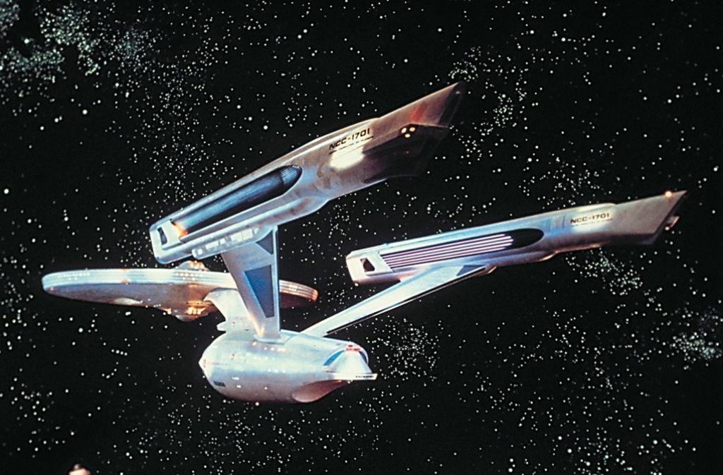 Enterprise Raumschiff