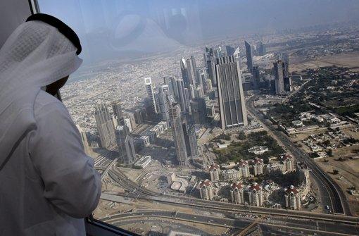 Wenn ein iPhone in Dubai vom Hochhaus fällt