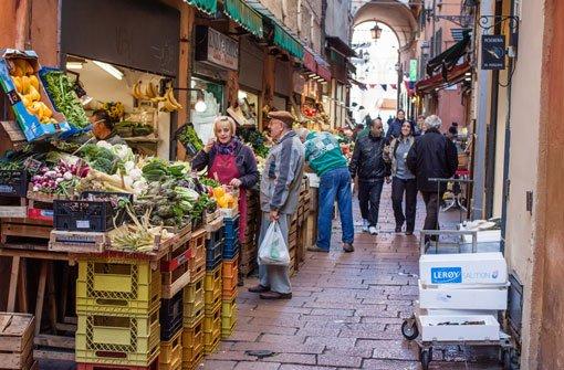 Im kulinarischen Zentrum Italiens
