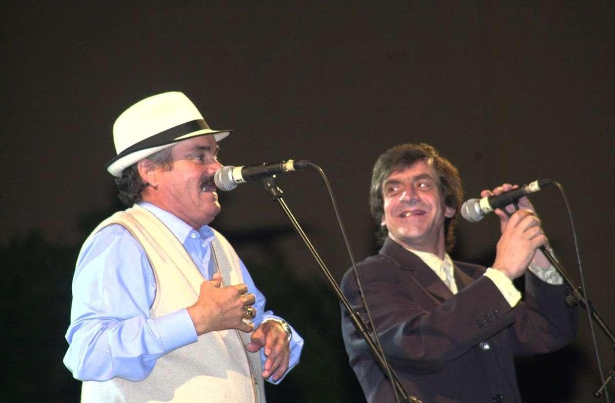 """""""El Risitas"""" war vor allem für sein keuchendes Lachen bekannt. Foto: dpa"""