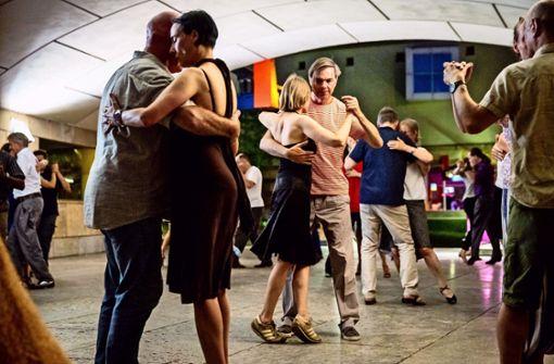 Angebot von Tango draußen ist akut gefährdet