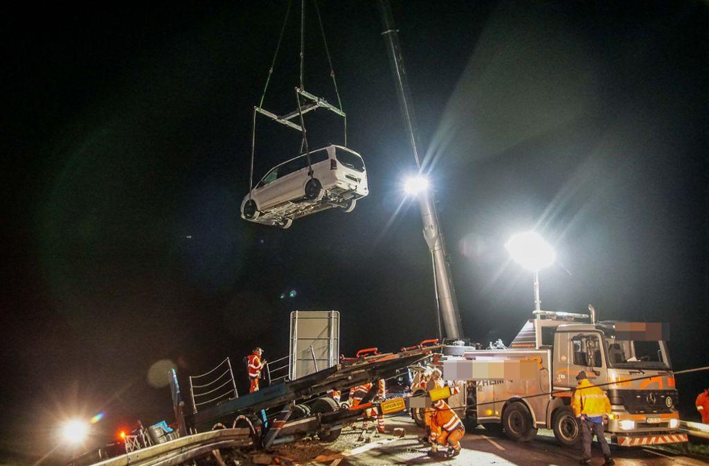 Bei dem Unfall kamen drei Menschen ums Leben. Foto: SDMG/SDMG / Dettenmeyer