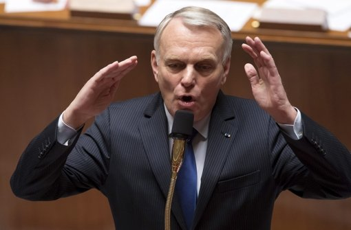 Ex-Regierungschef Ayrault wird Außenminister
