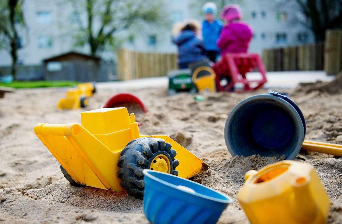 Für die Kinderbetreuung werden zusätzliche Plätze gebraucht Foto: picture alliance/dpa/Monika Skolimowska