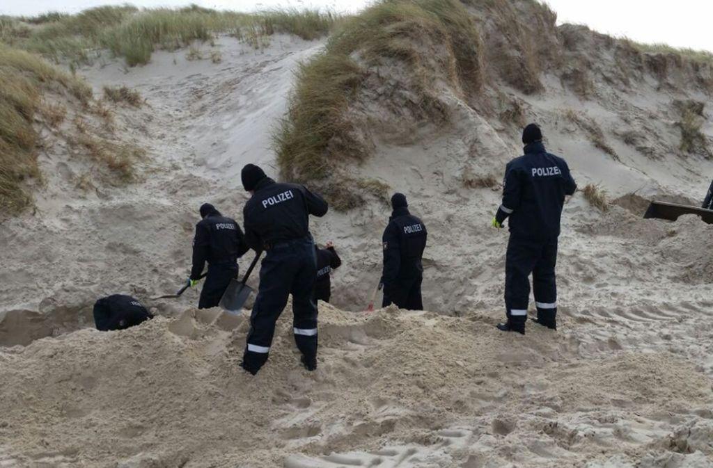 Nordseeinsel Amrum: Mann gesteht Mord an Flüchtling