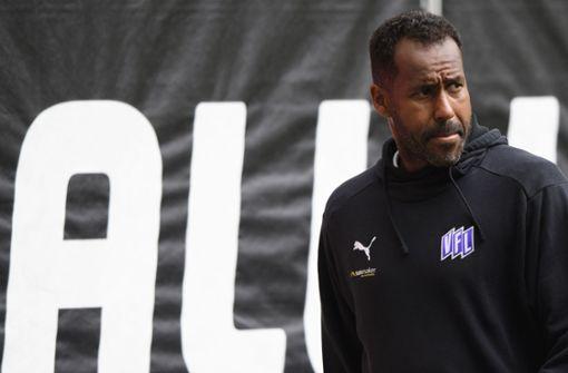 Daniel Thioune wird neuer Trainer