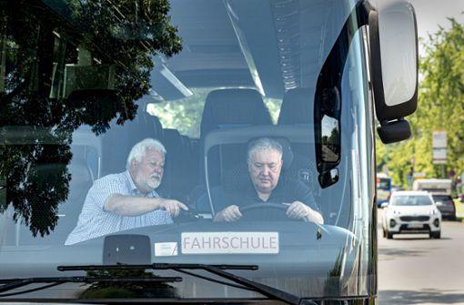 Neustart als Busfahrer mit 51 Jahren