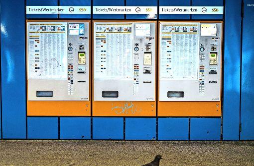 SSB schicken Automaten-Oldtimer in Rente