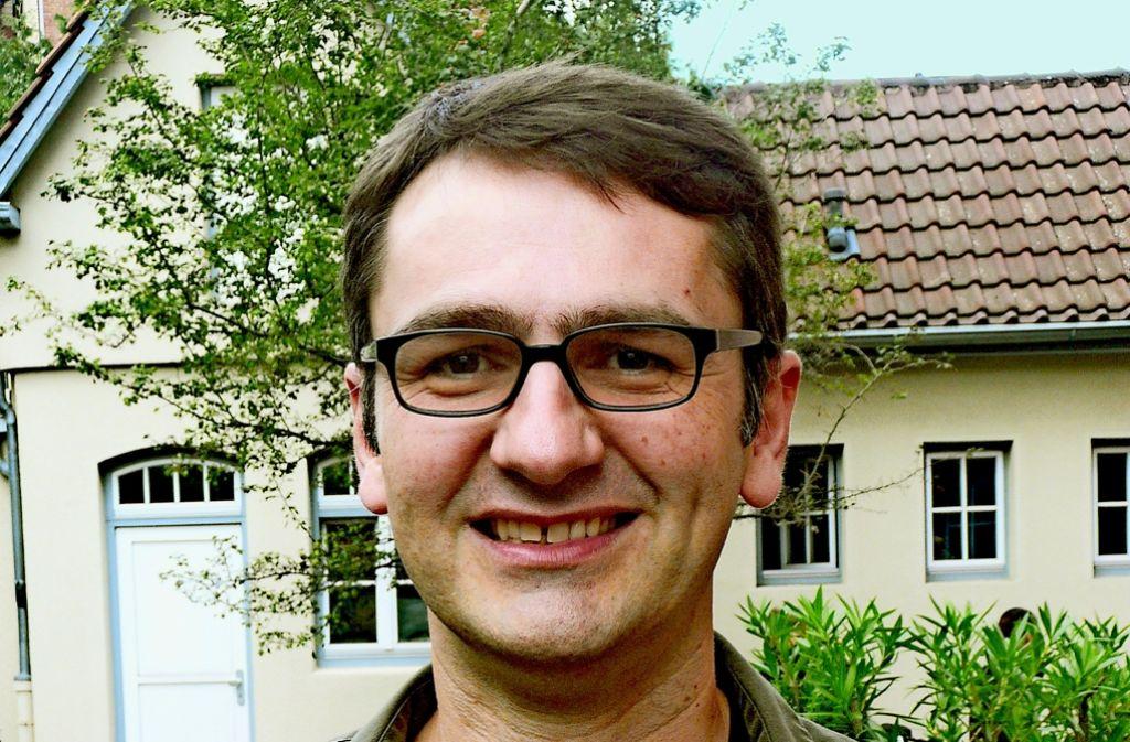 Ivica Perkovic hat im Muse-O seinen ersten Roman vorgestellt. Foto: Christoph Kutzer