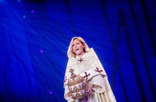 Staraufgebot und Quotensieg für Helene Fischers Weihnachtsshow