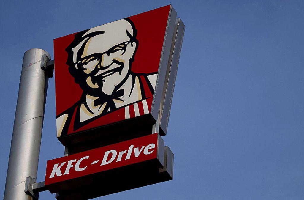 Die Fastfoodkette Kentucky Fried Chicken hatte in Großbritannien Lieferprobleme. Foto: dpa