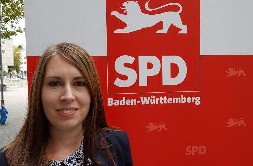 SPD-Generalin früh  über Bewerbung informiert