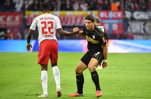 RB Leipzig buhlt um  Mario Gomez