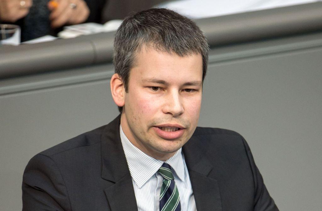 Steffen Bilger vertritt den Wahlkreis Ludwigsburg im Bundestag. Foto: dpa