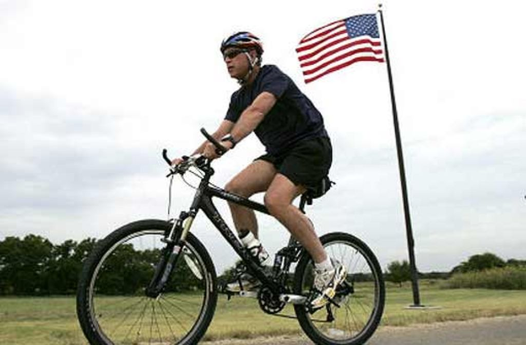 Fahrradfahren erfreut sich in den USA zunehmender Beliebtheit. Foto: dpa