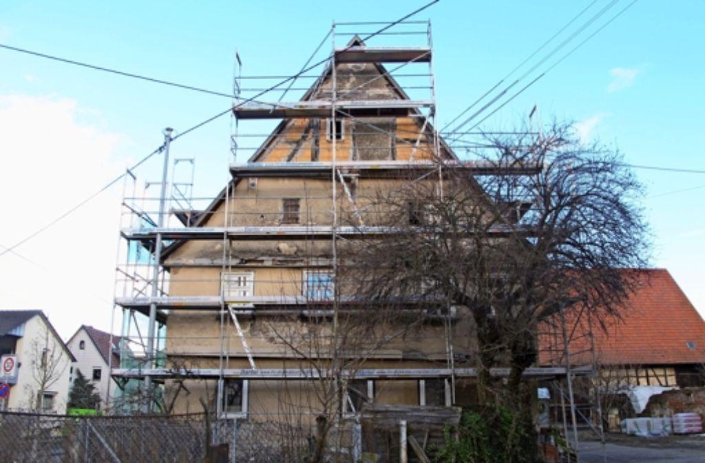 In diesem Gebäude aus dem Jahr 1573 sollen Foto: Malte Klein