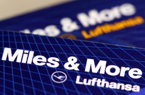 Miles & More-Kunden sammeln bei jedem Flug neue Punkte für Prämien. Foto: dpa