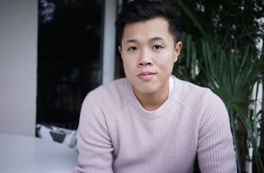 Kreativ-Koch Justin Demafelis kocht am liebsten mit asiatischen Zutaten, könnte sich aber auch vorstellen, ein Restaurant mit deutscher Küche in New York City aufzumachen. Foto: privat