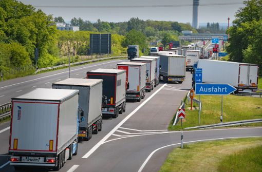 EU verordnet Lkw-Fahrern Zwangspausen