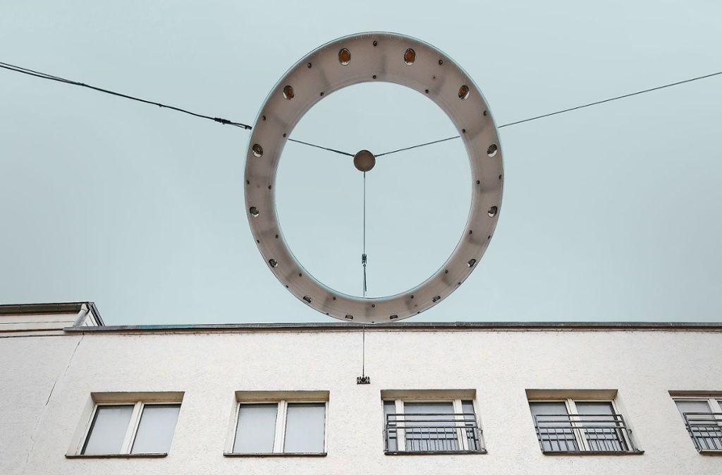 Noch immer nicht abgerissen: das ehemalige Reformhaus Klett Foto: factum/Granville