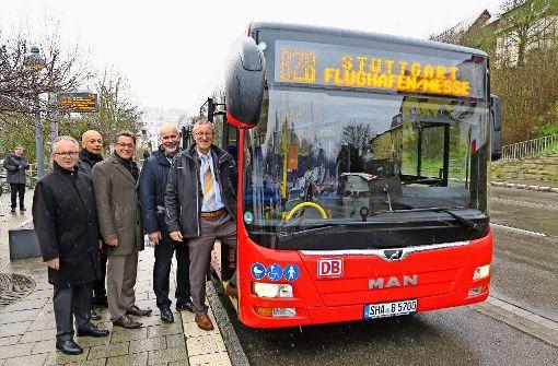 Betreiberwechsel auf Schönbuch-Route