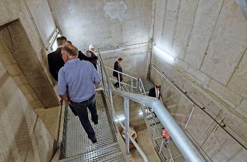 Engelbergtunnel: Fünf Jahre Bauzeit für  400 Meter