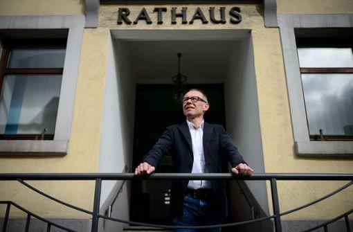 Bürgermeister Ebert erhält Negativ-Preis der Journalisten