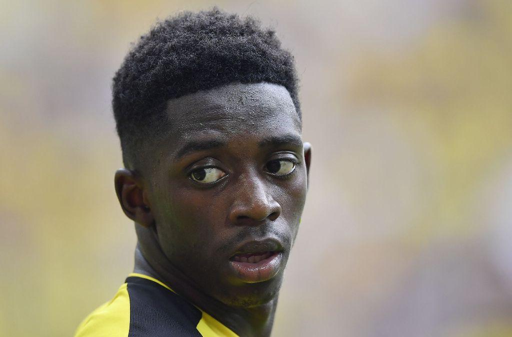 Wechselt zum FC Barcelona: Ousmane Dembélé. Foto: AP