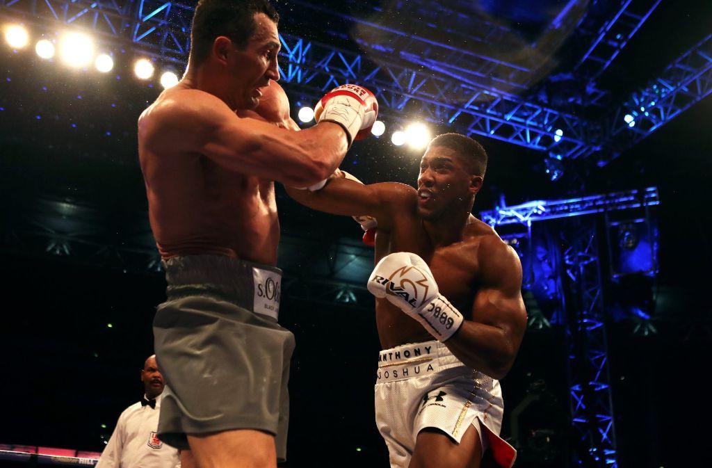 Boxkampf Klitschko Gegen Tyson