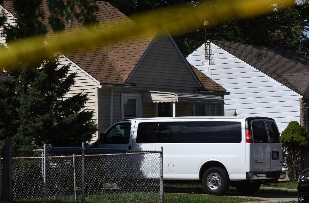 Ein oder zwei Schüsse sollen im Haus der Tagesmutter in Dearborn abgefeuert worden sein. Foto: dpa