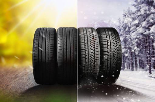 Wir zeigen Ihnen, wie Sie Winterreifen erkennen und was Sie sonst noch über die verschiedenen Reifentypen wissen sollten.