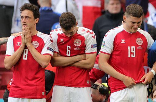 Psychologische Hilfe für dänisches Team