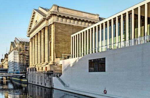 Berliner Museumsinsel: Schmuckes Entree fürs Welterbe