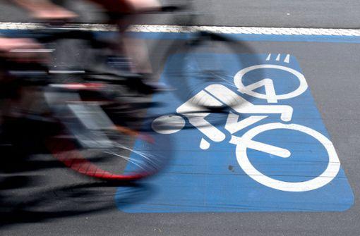 So wird der  Radverkehr  beschleunigt