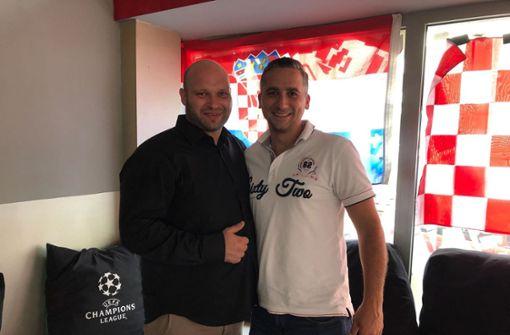 Kroatische Fans über ihre Leidenschaft für den Fußball